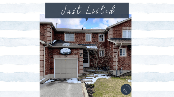 Townhome For Sale In Barrie – Close to Georgian College
