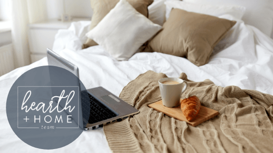 Let's get cozy! How to make your home feel warm this Fall Season!