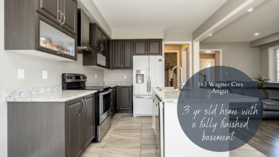 Beautiful Fully Finished Detached Home in 5th Line Neighbourhood